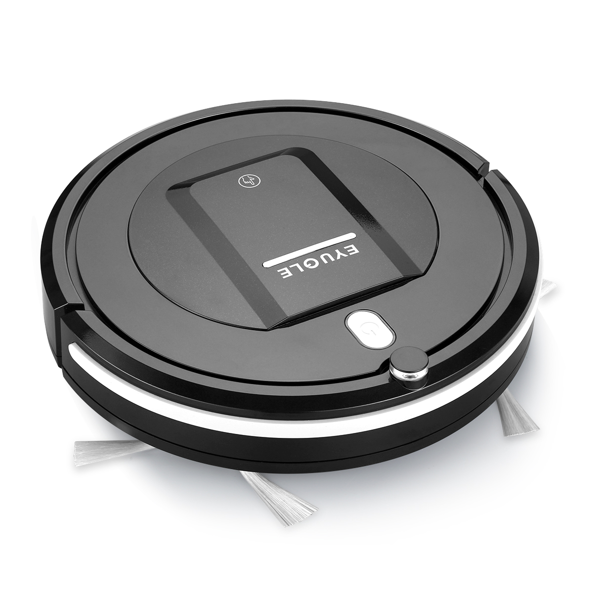 Eyugle Sweeping Vacuum Robot Cleaner,500pa Suction 3 Cleaning Mode