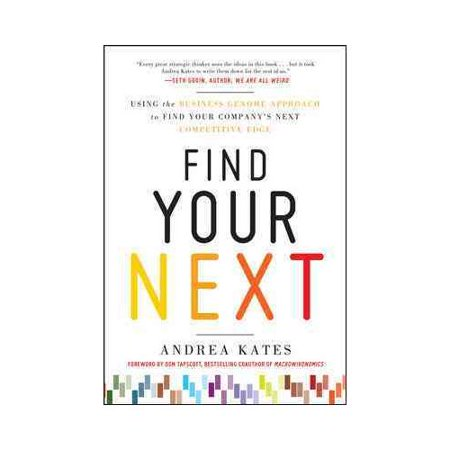 Find Your Next  Using The Business Genome To Find Your Companys Next Competitive Edge