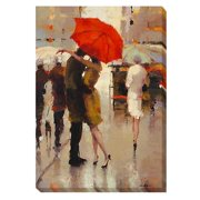 Artistic Home Gallery Sweet Surprise by Lorraine Christie Painting Print on Wrapped Canvas