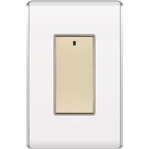 In-Wall Switch, Ivory