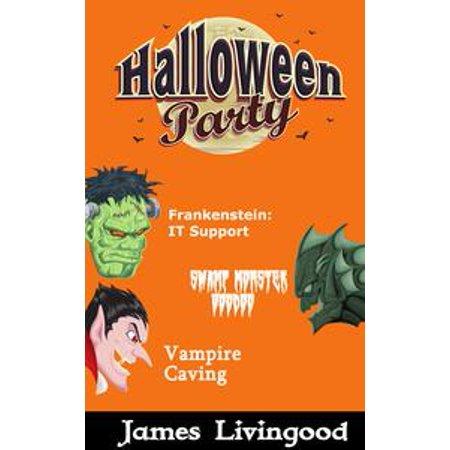 James Ensor Halloween (Halloween Party Book Set -)