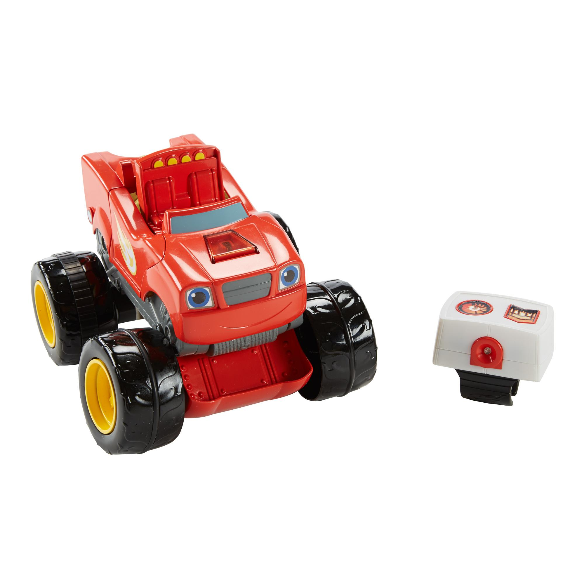 Fisher Price Nickelodeon Blaze and the Monster Machines Transforming R C Blaze by Fisher-Price