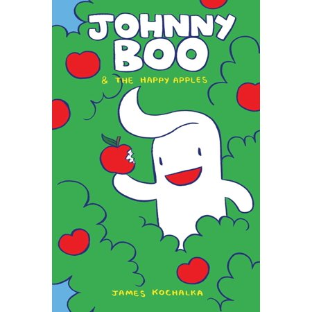 Johnny Boo and the Happy Apples (Johnny Boo Book 3)](Happy Halloween Apples)