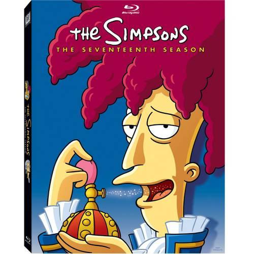 The Simpsons: Season 17 (Blu-ray) (Full Frame) by Twentieth Century Fox