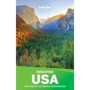 Lonely Planet Discover USA - eBook