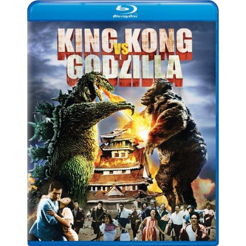 King Kong Vs. Godzilla (Blu-ray) (Widescreen)