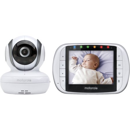 motorola mbp36s digital video baby monitor. Black Bedroom Furniture Sets. Home Design Ideas