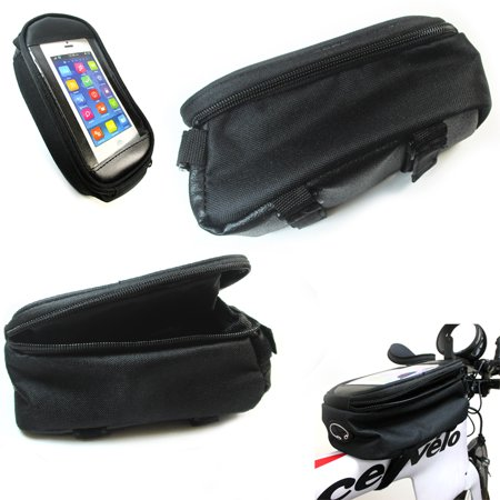 Bike Saddle Bag Bicycle Under Seat Storage Outdoor Rear Tail Pouch Cycling Pack