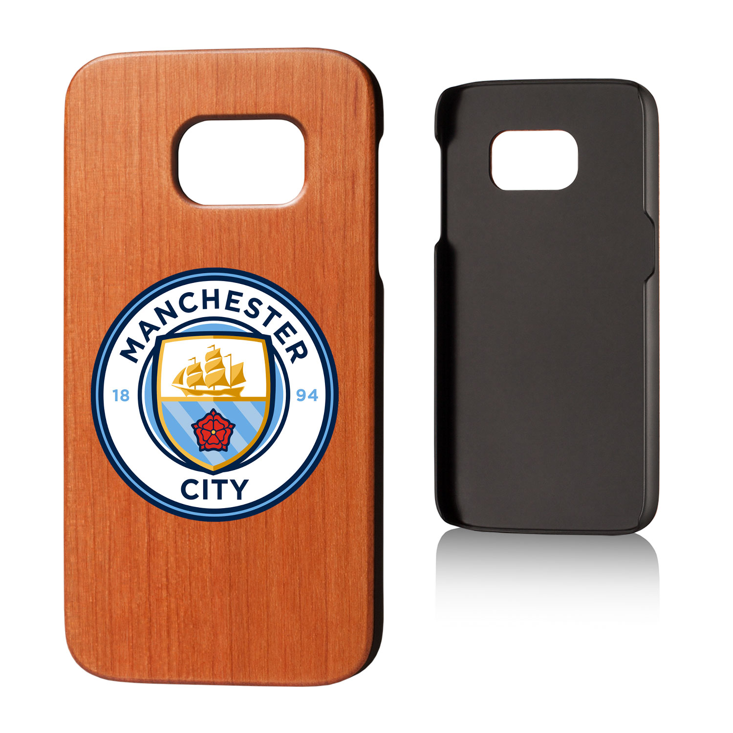 Manchester City Manchester City Insignia Cherry Case for Galaxy S7