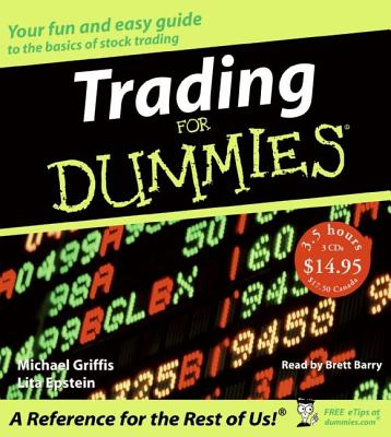 Trading for Dummies - Audiobook