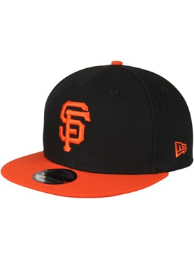 c37ffe0f91b3c Product Image San Francisco Giants New Era Victory Side 9FIFTY Adjustable Snapback  Hat - Black - OSFA