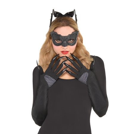 Dark Knight Rises Catwoman Goggles (Suit Yourself Batman: The Dark Knight Rises Catwoman Costume Accessory Supplies for Adults, Include a Mask and)
