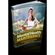 Mental Health Maintenance - eBook