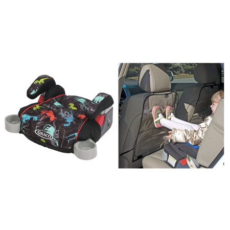graco backless turbobooster car seat manual