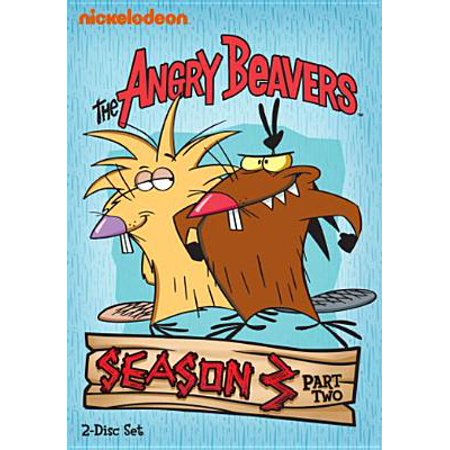 The Angry Beavers: Season 3, Part 2 (DVD)](Angry Beavers Halloween)