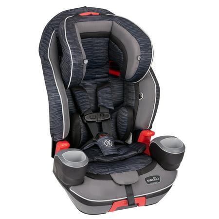 Evenflo Platinum Evolve 3-In-1 Combination Booster Car Seat, Imagination