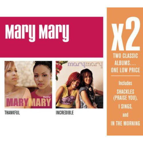 X2: Thankful / Incredible (2CD)