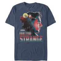 Marvel Men's Avengers: Infinity War Doctor Strange Portrait T-Shirt