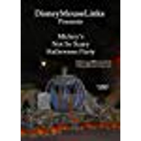 DisneyMouseLinks Presents - Walt Disney World's Mickey's Not So Scary Halloween - Not So Scary Halloween Disney World