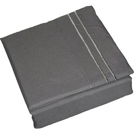 fashion street microfiber bedding sheet set. Black Bedroom Furniture Sets. Home Design Ideas