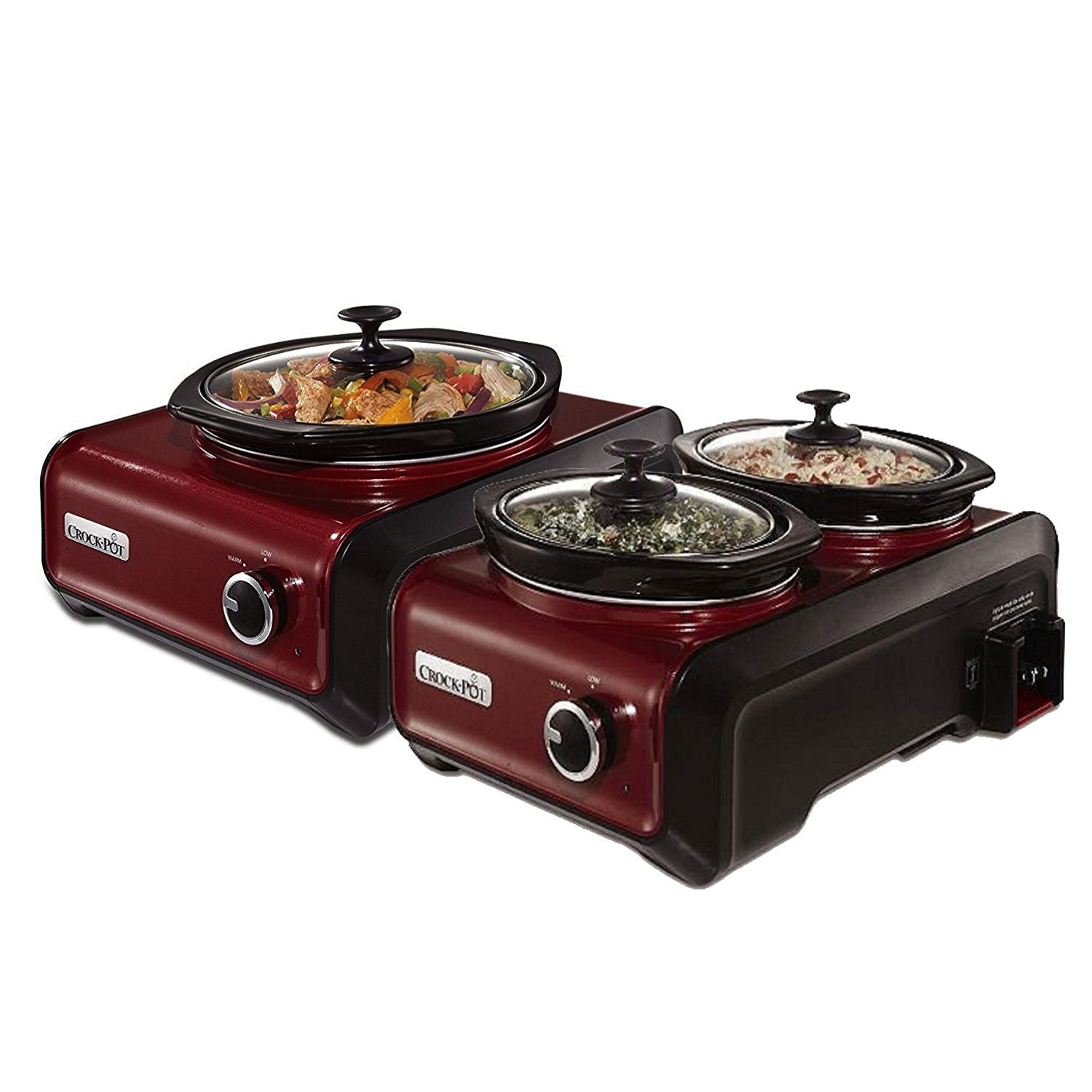 crock pot hook up set walmart This slow cooker chili chicken nacho bar is easy to make and can each unit in the crock-pot hook up connectable entertaining system has its own settings dial with.