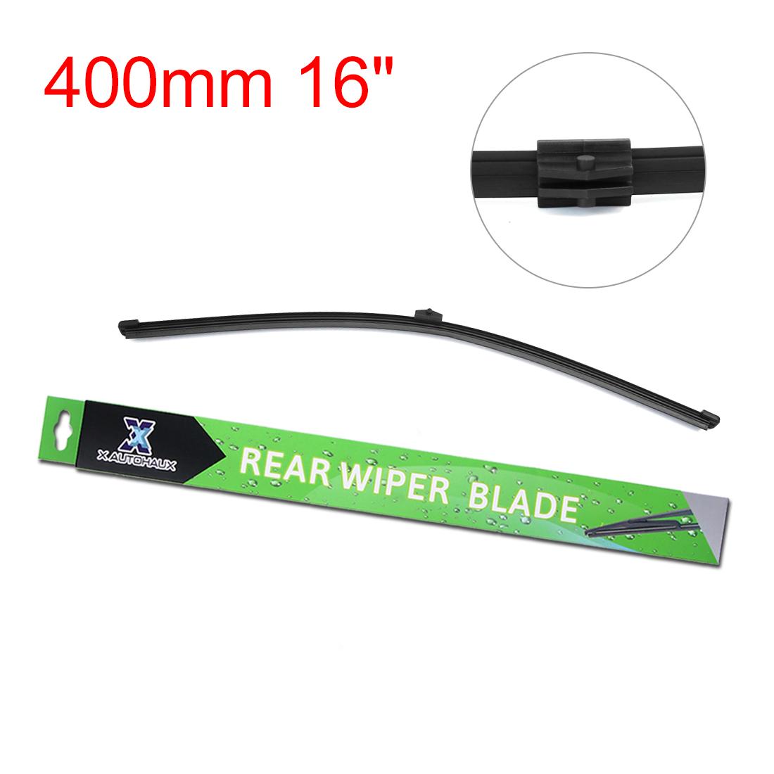 """X AUTOHAUX 400mm 16"""" Rear Window Windshield Wiper  for 07-16  A4 Avant"""