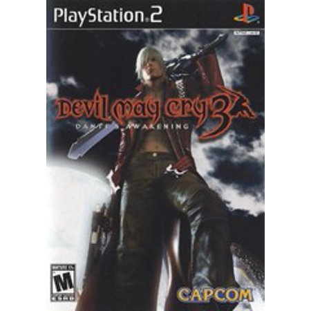 Devil May Cry 3 - PS2 Playstation 2 (Refurbished)