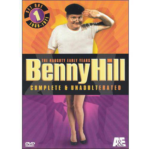 Benny Hill: Complete & Unadulterated: Set 1 (1969-1971)