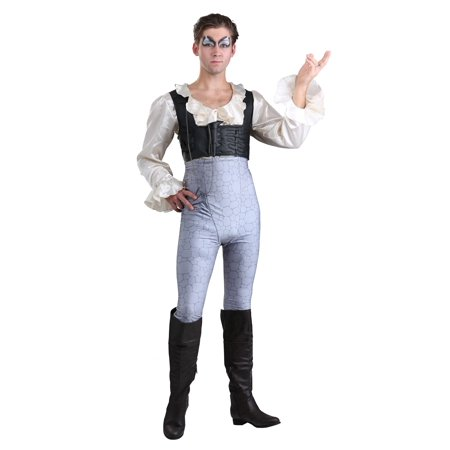 Labyrinth Jareth Adult Costume - Labyrinthe Halloween