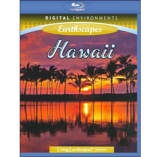Living Landscapes: Hawaii (Blu-ray) by DIGITAL ENVIROMENTS