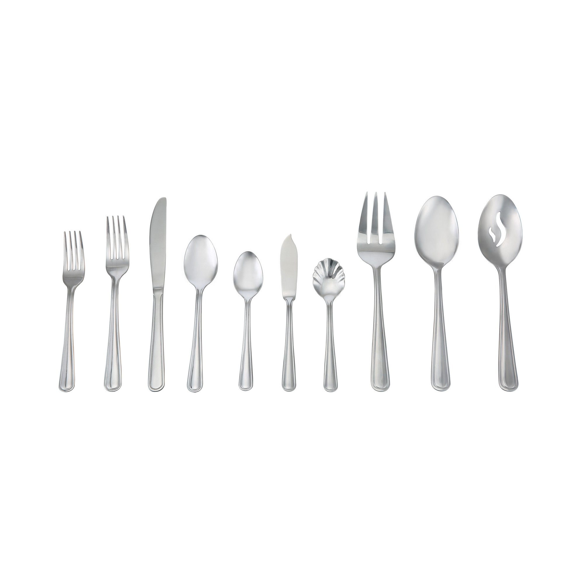 Cy Top Limited Ms 45pc Pearson Flatware Set