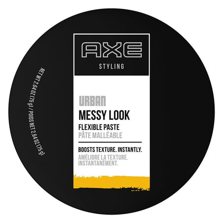 AXE Messy Look Flexible Hair Paste 2.64 oz Each