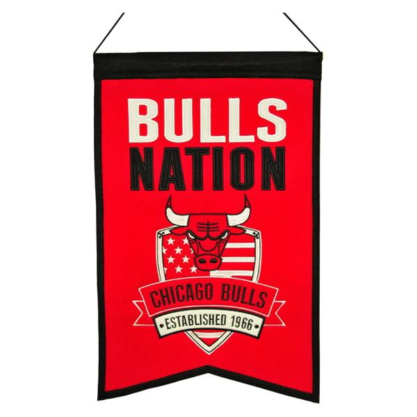 NBA Nations Banner, Chicago Bulls