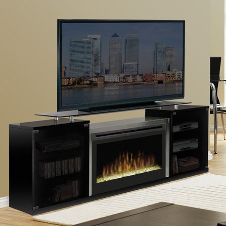 Dimplex Marana Black Entertainment Center Electric Fireplace - Dimplex Marana Black Entertainment Center Electric Fireplace