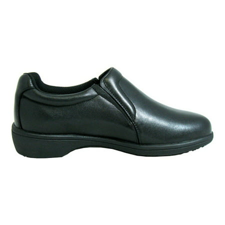 Women's Genuine Grip Footwear Slip-Resistant Slip-on Casual (Medium Footwear Casual Shoes)