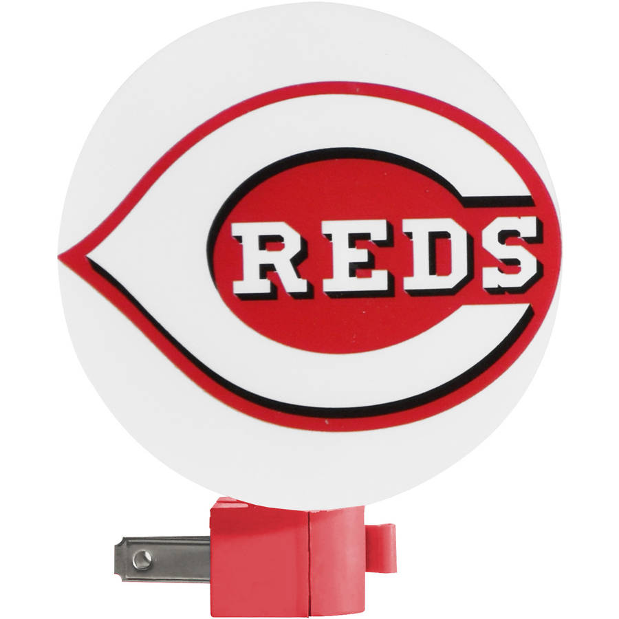 Cincinnati Reds Night Light