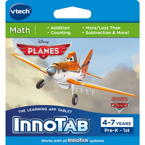 VTech InnoTab Software Planes