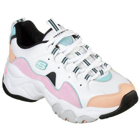389942c313a2 Skechers - Skechers Womens D Lites 3.0 Zenway - Walmart.com