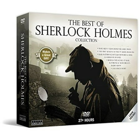 The Best of Sherlock Holmes Collection (DVD)](Best Halloween Films Empire)