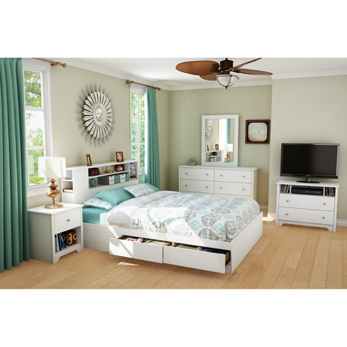 South Shore Vito Master Bedroom Furniture Collection