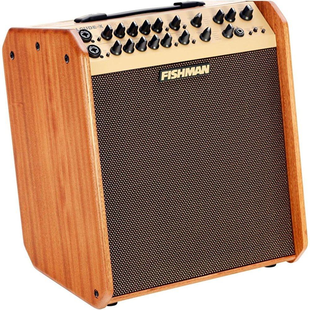 Fishman limited edition mahogany loudbox performer 180w a...