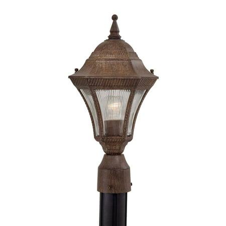 Minka Lavery Segovia 1 Light Outdoor Post Light 357 Minka Lavery Outdoor Post