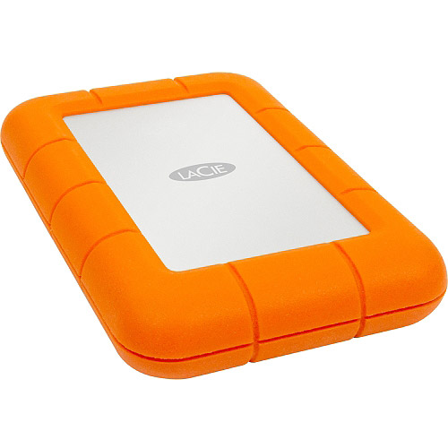 LaCie 256GB Rugged TBolt USB 3.0 SSD