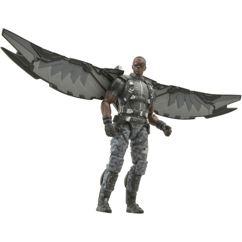 Marvel Select Captain America: The Winter Soldier Falcon Action Figure