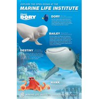 """Trends International Finding Dory Group Wall Poster 22.375"""" x 34"""""""