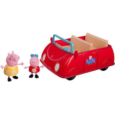 Peppa Pig Peppas Red Car