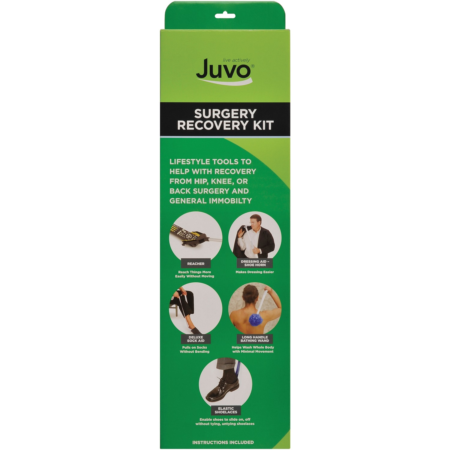 Juvo Products RK101 Surgery Recovery Kit
