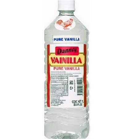 Danncy Vanilla - Clear Pure Vanilla - 33oz
