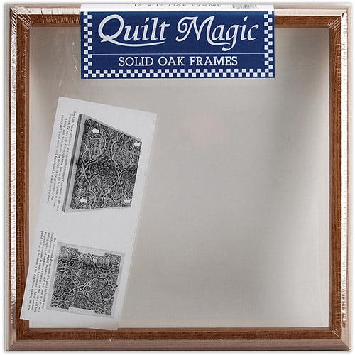 Quilt Magic Oak Frame