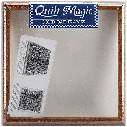 Quilt Magic Oak Frame